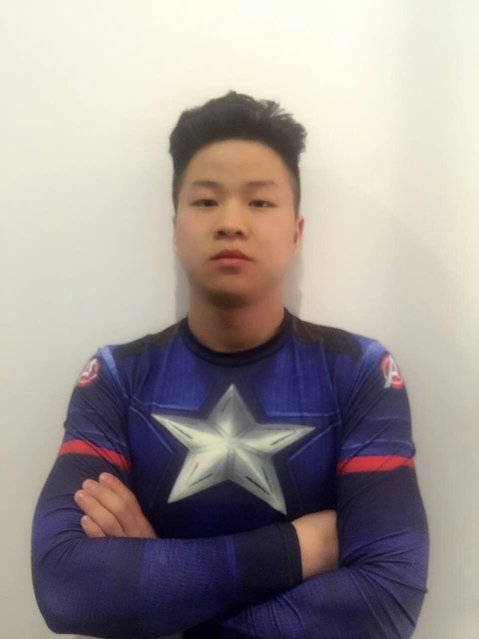 胡文涛 九江曼哈健身游泳馆